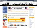 Screenshot Webseite Branchen-Bär