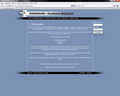 Screenshot Webseite Durchblick Berlin