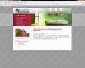 Screenshot Webseite Malermeister Gertenbach